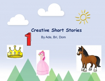 Creative Short Stories