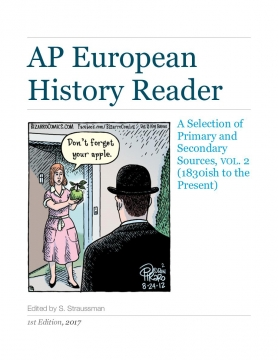 AP European History Reader, vol. 12