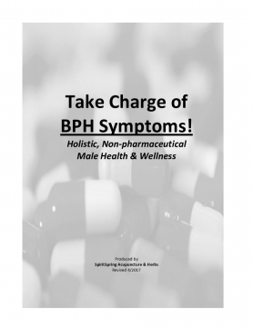Take Charge of BPH