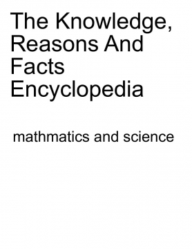 The Knowledge, Reasons And Facts encyclopedia