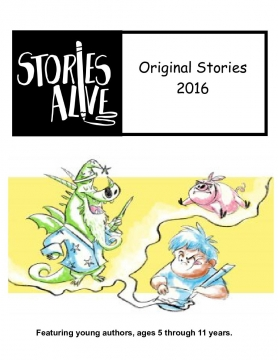Stories Alive Authors 2016