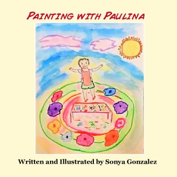 Painting with Paulina