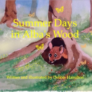 Summer Days in Alba's Wood