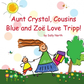 Aunt Crystal and Cousins Blue and Zoë Love Tripp