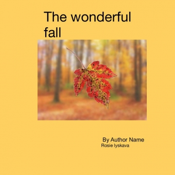 The wonderfull fall