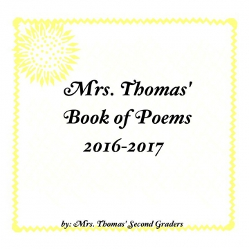 Mrs. Thomas' Book of Poems