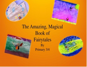 The Amazing Magical Book of Fairytales