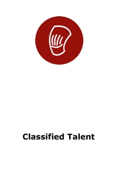 Classified Talent