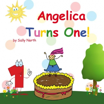 Angelica Turns One!