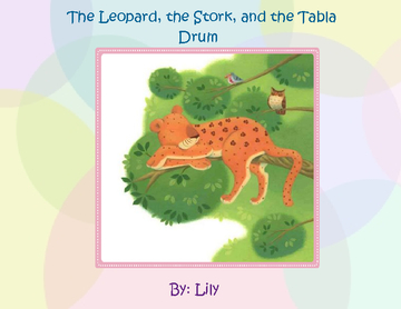 The Leopard, the stork, and the Tabla Drum