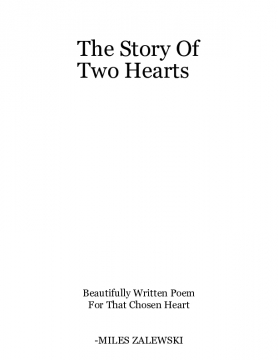 Story Of Two Hearts
