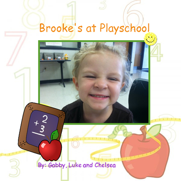 brookes day at playschool