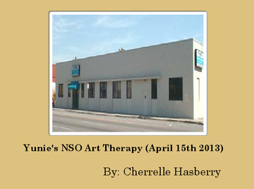 Yunie's NSO Art Therapy (April 15th 2013)