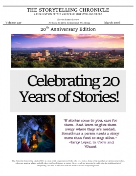 The Storytelling Chronicle 20th Anniversary Edition
