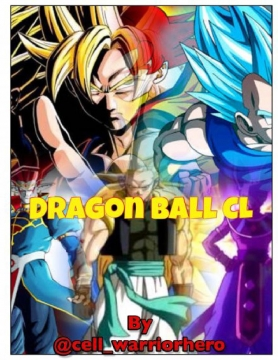 Dragon Ball CL: Issue #8