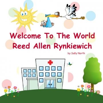 Welcome To The World Reed Allen Rynkiewich!