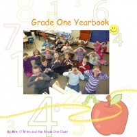 My Grade One Yearbook   2010/2011