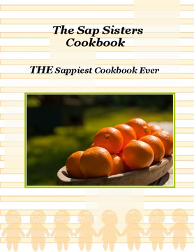 The Sap Sister's Cookbook