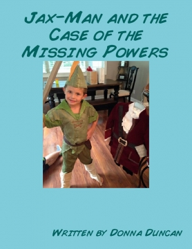 Jax-Man and the Case of the Missing Powers