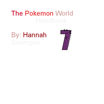 The Pokemon World Handbook