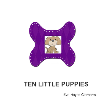 TEN LITTLE PUPPIES