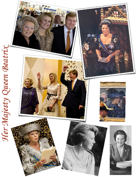 Her Majesty Queen Beatrix