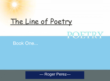 The Line Of Poetry