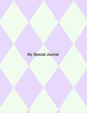 Journal for girls
