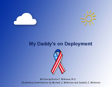 My Daddy's On Deployment