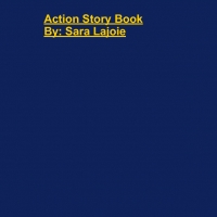 Sara's Action Packed Stories