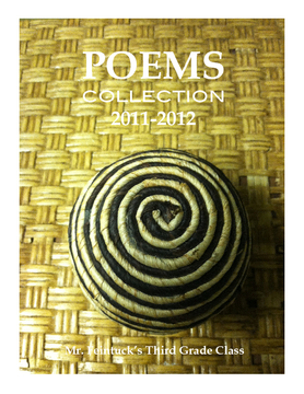 Poems: Collection 2011-2012