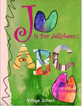 J is for Jellybean!