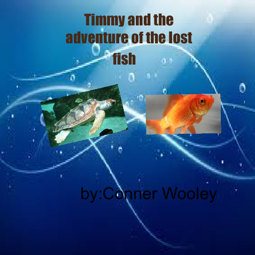 Timmy and the adventure of the lost fish