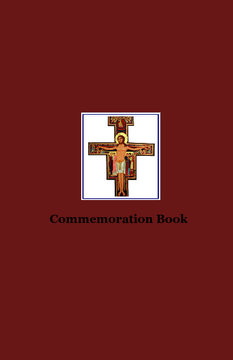 Commemoration Book