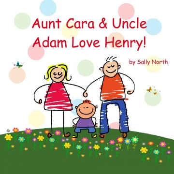 Aunt Cara & Uncle Adam Love Henry!
