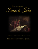 Romeo and Juliet Promptbook
