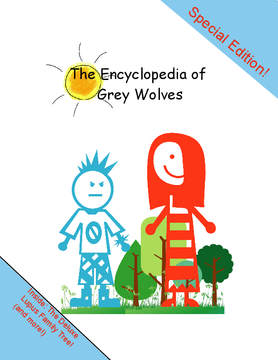 The Encyclopedia of Gray Wolves