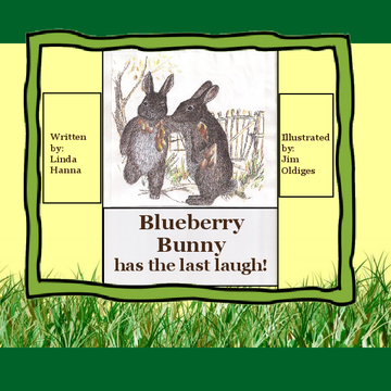 Blueberry Bunny has the last laugh