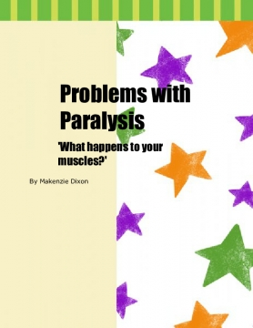 Problems with Paralysis