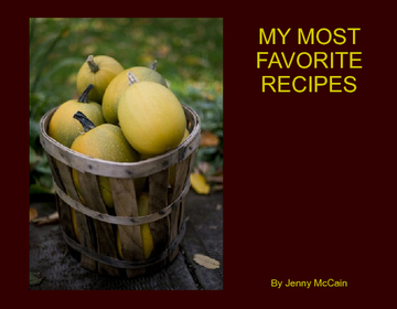 Jenny's Most Favorite Recipes