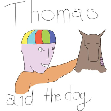 thomas and the dog