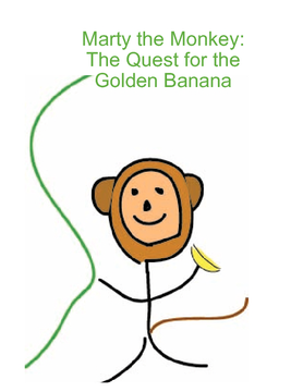Marty the Monkey: The Quest for the Golden Banana