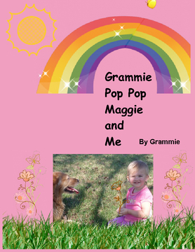 Grammie Pop Pop Maggie and Layla