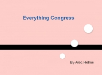 Everything Congress