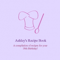 Ashley's Cookbook