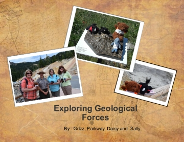 Exploring Geological Forces