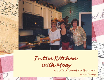 In the Kitchen with Moey