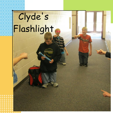 Clyde's Flashlight