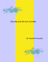 Claudia and the evil monster