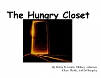 The Hungry Closet